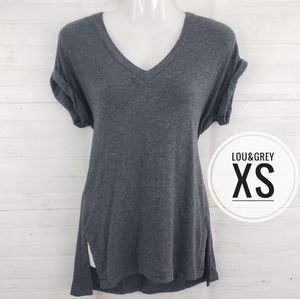 XS Lou & Grey soft Comfy T shirt